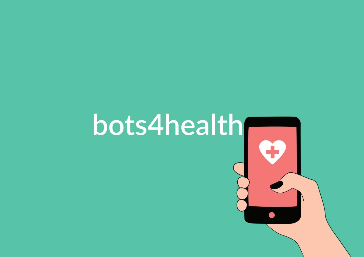 Image result for Bots4Health logo